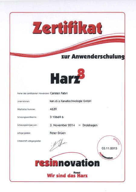 kandis_Zertifikat_Harz_Fabri
