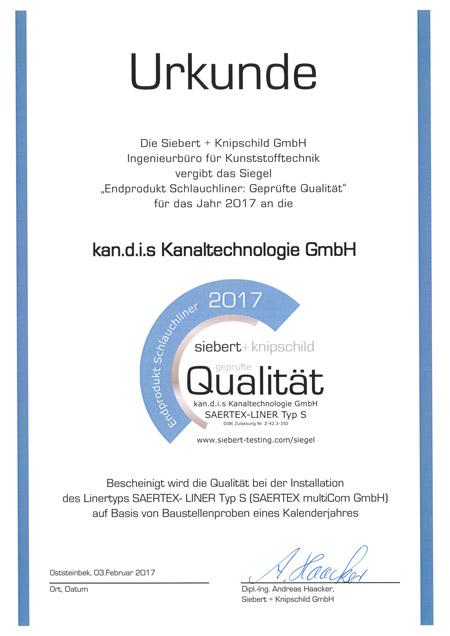 kandis_Zertifikat_Saertex_S